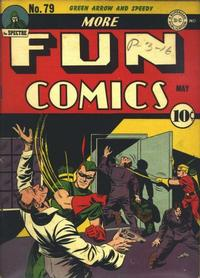 Cover Thumbnail for More Fun Comics (DC, 1936 series) #79