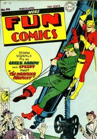Cover Thumbnail for More Fun Comics (DC, 1936 series) #96