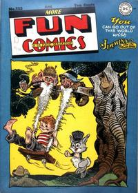 Cover Thumbnail for More Fun Comics (DC, 1936 series) #123