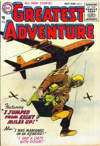 Cover Thumbnail for My Greatest Adventure (DC, 1955 series) #4