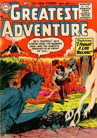 Cover Thumbnail for My Greatest Adventure (DC, 1955 series) #6