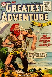Cover Thumbnail for My Greatest Adventure (DC, 1955 series) #9