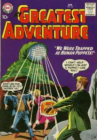 Cover Thumbnail for My Greatest Adventure (DC, 1955 series) #30