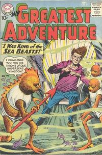 Cover Thumbnail for My Greatest Adventure (DC, 1955 series) #47