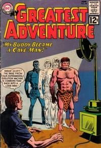 Cover Thumbnail for My Greatest Adventure (DC, 1955 series) #68