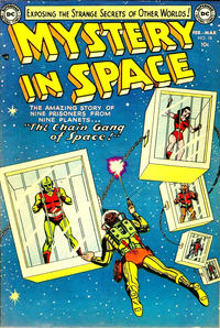 Cover Thumbnail for Mystery in Space (DC, 1951 series) #18