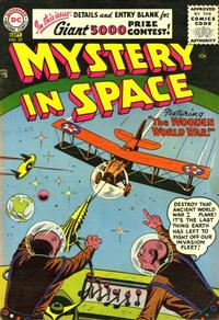Cover for Mystery in Space (1951 series) #33