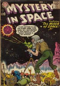 Cover Thumbnail for Mystery in Space (DC, 1951 series) #41