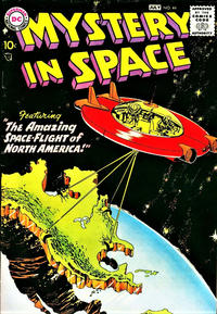 Cover Thumbnail for Mystery in Space (DC, 1951 series) #44