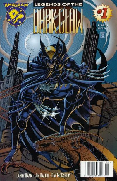 Cover for Legends of the Dark Claw (DC / Marvel, 1996 series) #1 [Direct Edition]