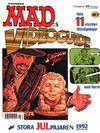 Cover for Mad's stora julpajare (Semic, 1982 series) #1992