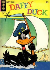 Cover Thumbnail for Daffy Duck (Western, 1962 series) #41