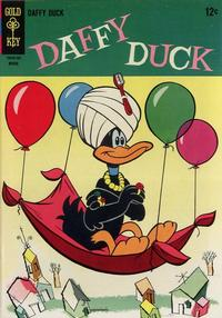 Cover Thumbnail for Daffy Duck (Western, 1962 series) #48