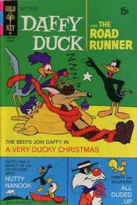 Cover Thumbnail for Daffy Duck (Western, 1962 series) #73 [Gold Key]