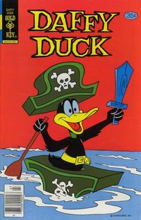 Cover Thumbnail for Daffy Duck (Western, 1962 series) #116
