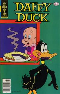 Cover Thumbnail for Daffy Duck (Western, 1962 series) #123