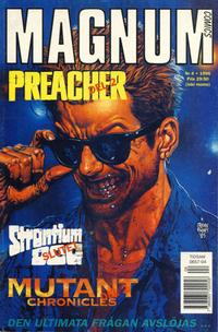 Cover Thumbnail for Magnum Comics (Atlantic Förlags AB, 1990 series) #4/1996