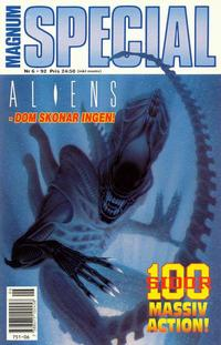 Cover Thumbnail for Magnum Special (Atlantic Förlags AB, 1989 series) #6/1992