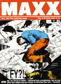 Cover Thumbnail for Maxx (Epix, 1986 series) #5/1987