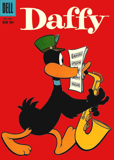 Cover for Daffy (Dell, 1956 series) #15