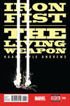 Cover for Iron Fist, the Living Weapon (Marvel, 2014 series) #6