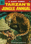 Cover Thumbnail for Edgar Rice Burroughs' Tarzan's Jungle Annual (1952 series) #7 [30¢ edition]