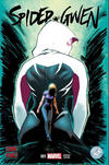 Cover for Spider-Gwen (Marvel, 2015 series) #1 [Comic Kings / Tidewater ComiCon Whilce Portacio Variant - Recalled (Without Logo Outline)]