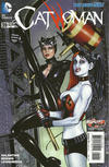Cover for Catwoman (DC, 2011 series) #39 [Harley Quinn Variant]