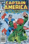 Cover for Captain America (Marvel, 1968 series) #300 [Canadian Newsstand Edition]
