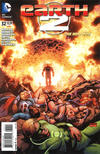 Cover for Earth 2 (DC, 2012 series) #32