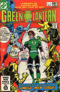 Cover for Green Lantern (DC, 1976 series) #143