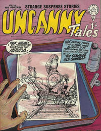 Cover Thumbnail for Uncanny Tales (Alan Class, 1963 series) #14