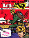Cover for Battle Action (Horwitz, 1954 ? series) #53