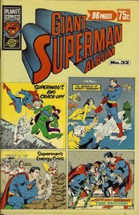 Cover Thumbnail for Giant Superman Album (K. G. Murray, 1963 ? series) #32