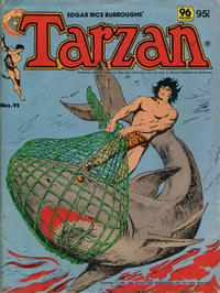 Cover Thumbnail for Edgar Rice Burroughs' Tarzan (K. G. Murray, 1980 series) #11