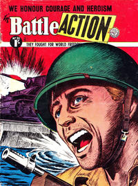 Cover Thumbnail for Battle Action (Horwitz, 1954 ? series) #30