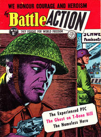 Cover Thumbnail for Battle Action (Horwitz, 1954 ? series) #63