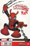 Cover for Marvel Universe Ultimate Spider-Man (Marvel, 2012 series) #29