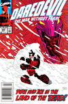 Cover Thumbnail for Daredevil (1964 series) #280 [Newsstand Edition]