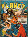 Cover for Planet Comics (Locker, 1951 series) #1