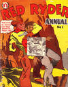 Cover for Red Ryder Annual (Southdown Press, 1950 ? series)