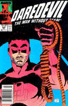Cover Thumbnail for Daredevil (1964 series) #268 [Newsstand Edition]