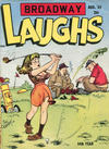 Cover for Broadway Laughs (Prize, 1950 series) #v8#1