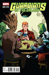Cover for Guardians of the Galaxy (Marvel, 2013 series) #25 [Erica Henderson Women Of Marvel Variant]