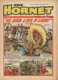 Cover Thumbnail for The Hornet (D.C. Thomson, 1963 series) #29