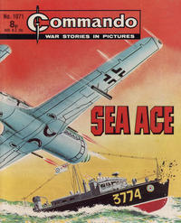 Cover Thumbnail for Commando (D.C. Thomson, 1961 series) #1071