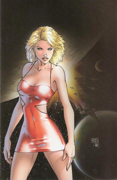 Cover for Battlestar Galactica (Dynamite Entertainment, 2006 series) #1 [Billy Tan Cover]