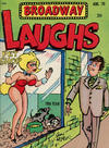 Cover for Broadway Laughs (Prize, 1950 series) #v10#7