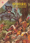 Cover for Aventuras de la Vida Real (Editorial Novaro, 1956 series) #32
