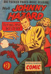 Cover for Johnny Hazard (Atlas, 1950 ? series) #8